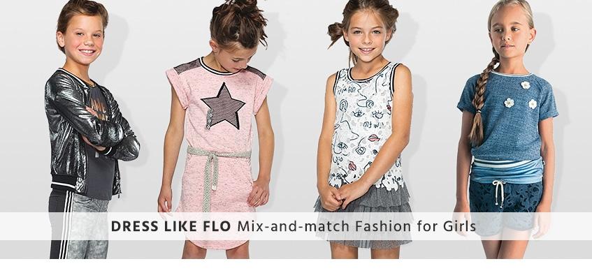 Sizes 6-14 Dress Like Flo Girls Pencil Skirt